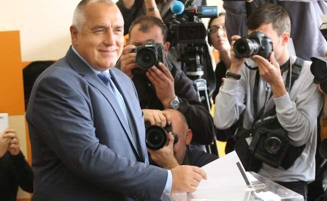 Борисов: Пожелавам на всички партиите да не купуват гласове