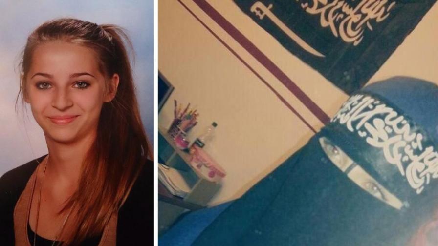 Австрийски тийнейджърки, избягали при джихадистите, искат у дома