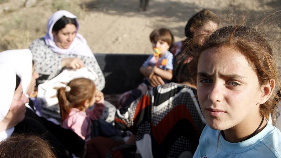 Бежанци язиди