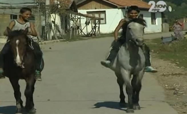 Ромите в Гърмен купуват завладените от тях парцели за 1,50 лв.