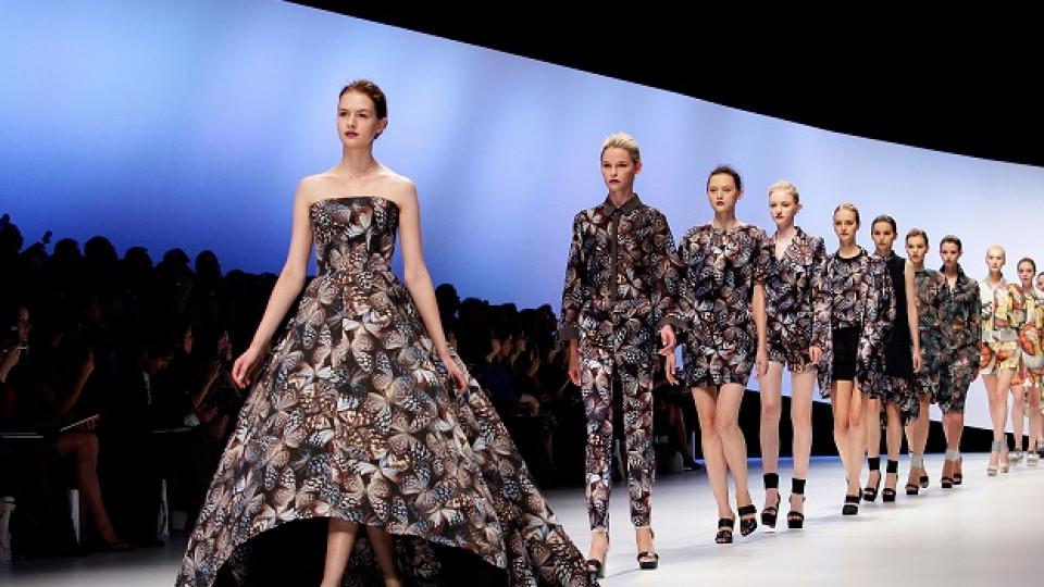 Пеперудени рокли от Япония долитат следващата пролет
