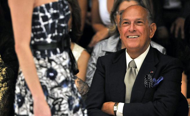 Почина великият моден дизайнер Оскар де ла Рента