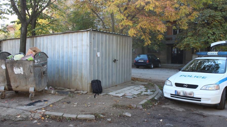 В Казанлък намериха бебе, изхвърлено в контейнер за боклук