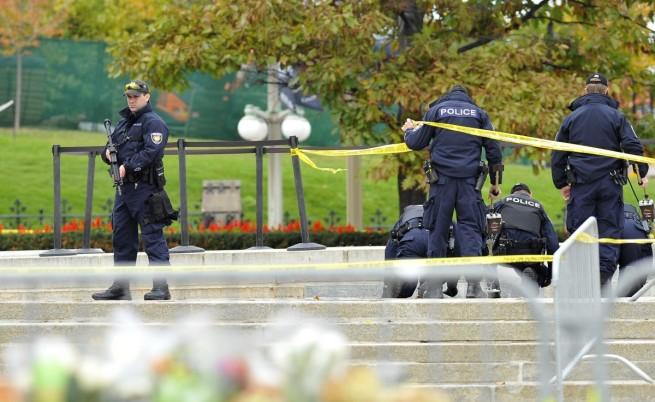 Нямало връзка между двете нападения в Канада
