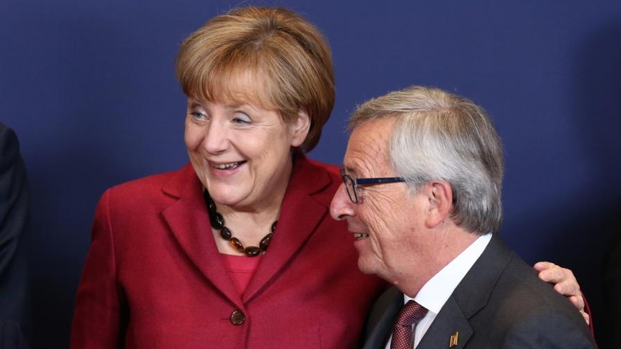 Европейският съвет утвърди новата ЕК