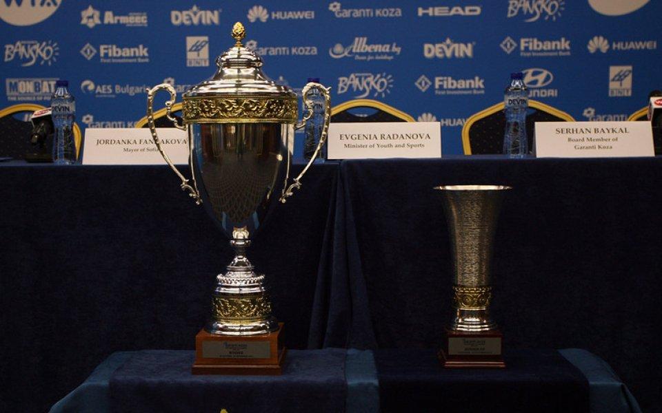 Макарова се цели във финала в София