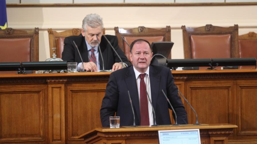 Миков: БСП ще бъде отговорна опозиция