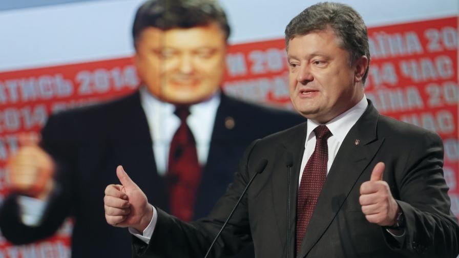 Президентът на Украйна проведе преговори с кмета на Лвов