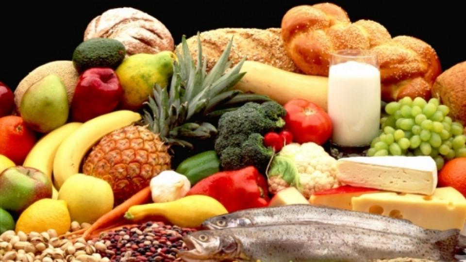 15 храни, които ни помагат да отслабнем