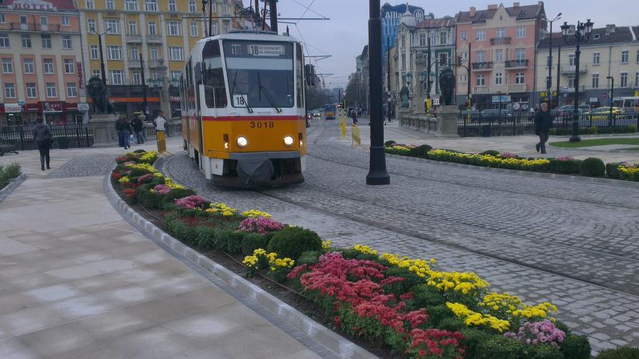 Трамваите в София стават на 114 години