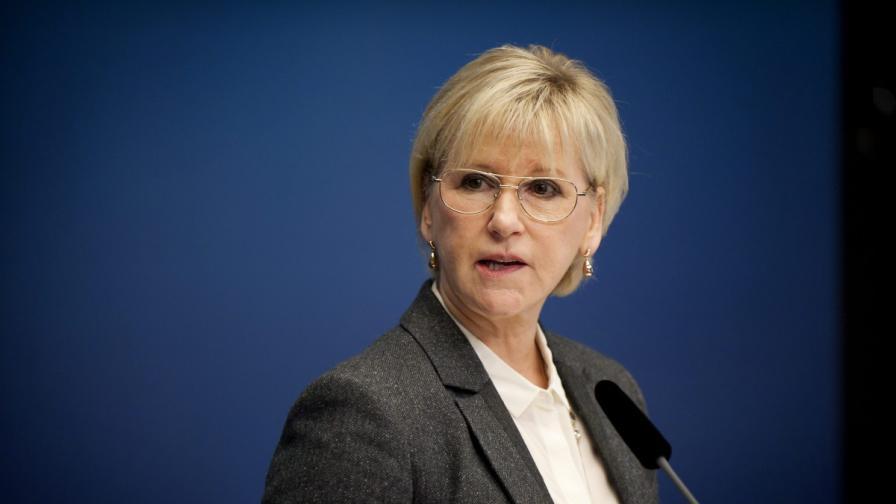 Швеция призна държавата Палестина
