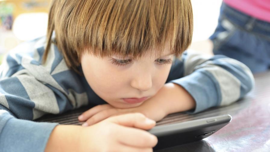 Децата у нас – сред най-много ползващите интернет в Европа
