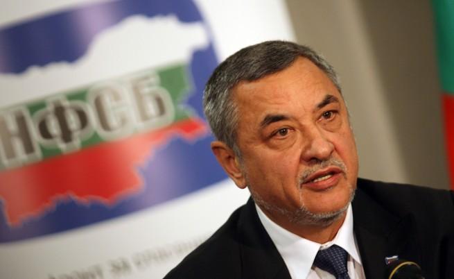 """""""Патриотичният фронт"""" няма да подкрепи кабинета на ГЕРБ и РБ"""
