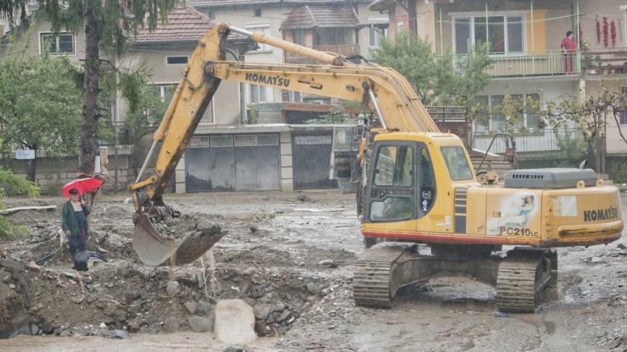 Кабинетът отпусна 20 млн. лв. за щетите от природни бедствия
