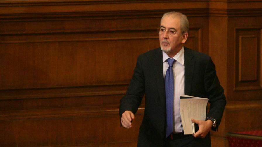 Местан: На колене да ни молят, няма да ги подкрепим