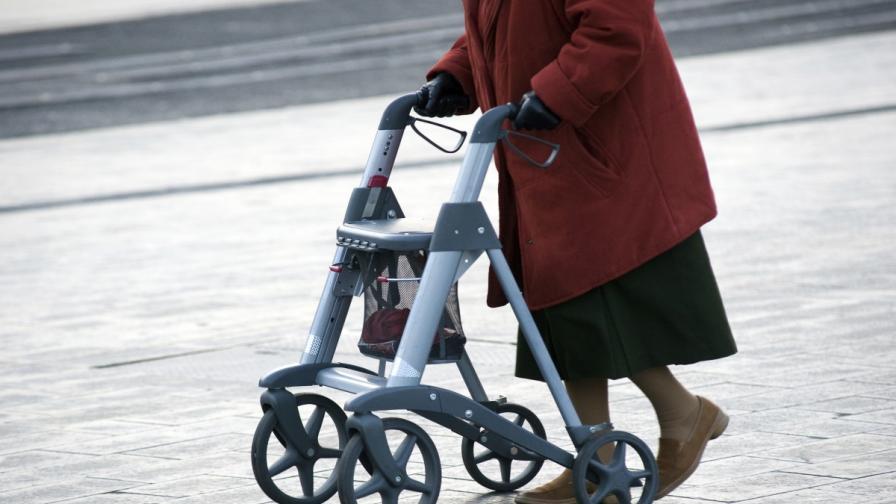 СЗО: Остаряването на населението е предизвикателство