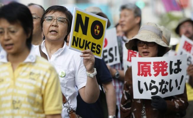 Японски губернатор одобри първото пускане на атомна централа след катастрофата във Фукушима