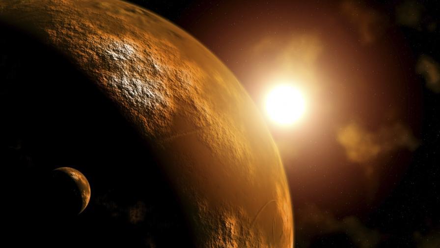 Ново голямо откритие за Марс - защо няма атмосфера