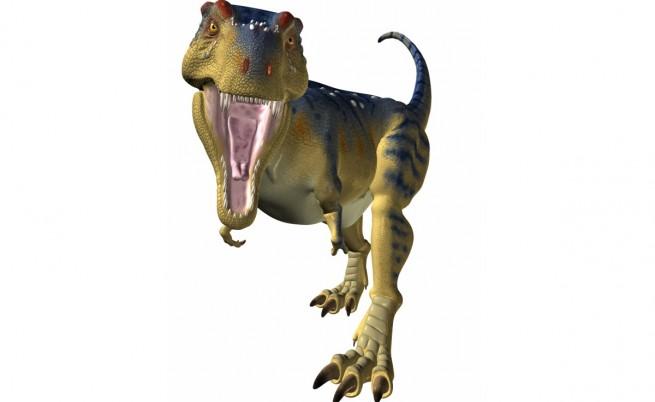 Тайният живот на Тиранозавър рекс