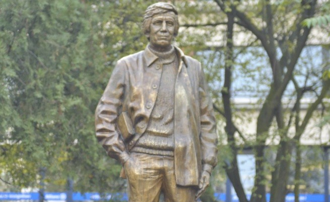 Паметникът на Георги Марков