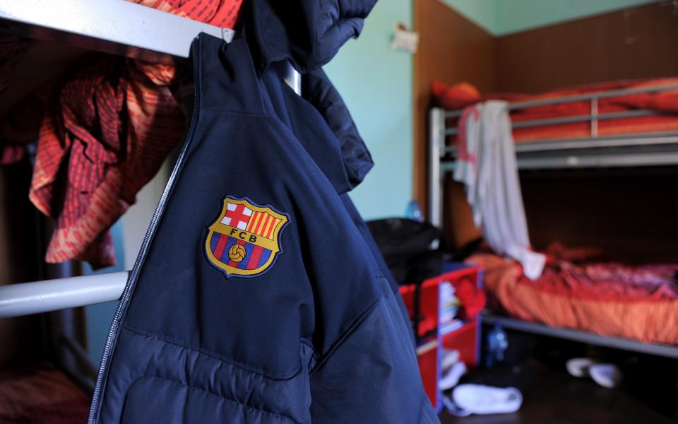 Испанският шампион Барселона е променил формата си за тренировки при