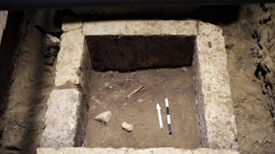 Тайната на скелета в Амфиполис може да остане неразкрита