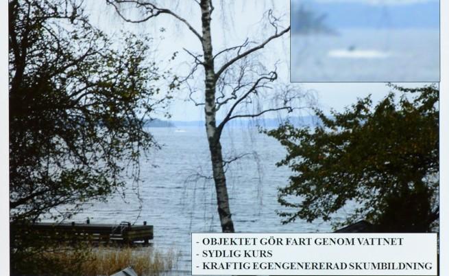 Швеция потвърди, че неизвестна подводница е навлязла непозволено в нейни води
