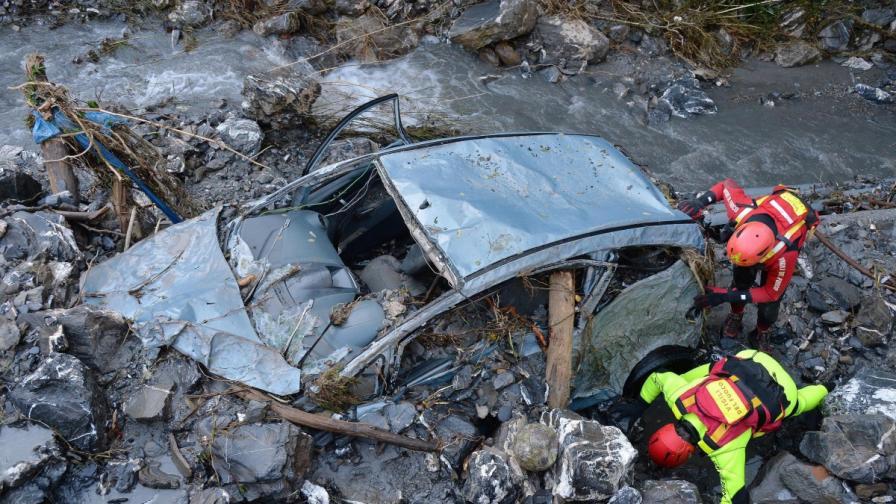 Четирима загинаха при свлачища в Италия и Швейцария