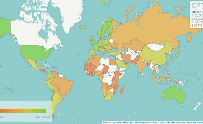 България е 44-та в света по условия за предприемачество