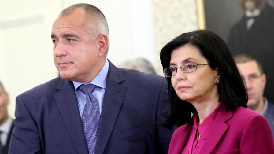 Меглена Кунева ще контролира силовите министерства