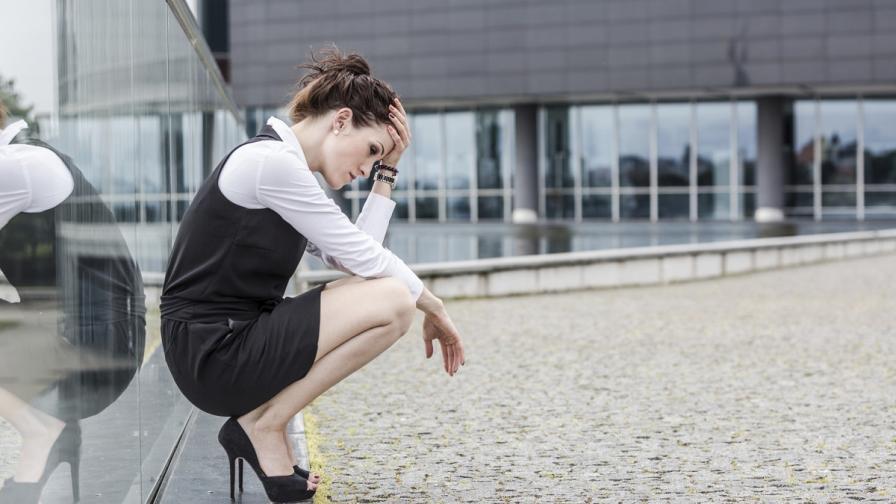Жените на отговорни постове са склонни към депресия