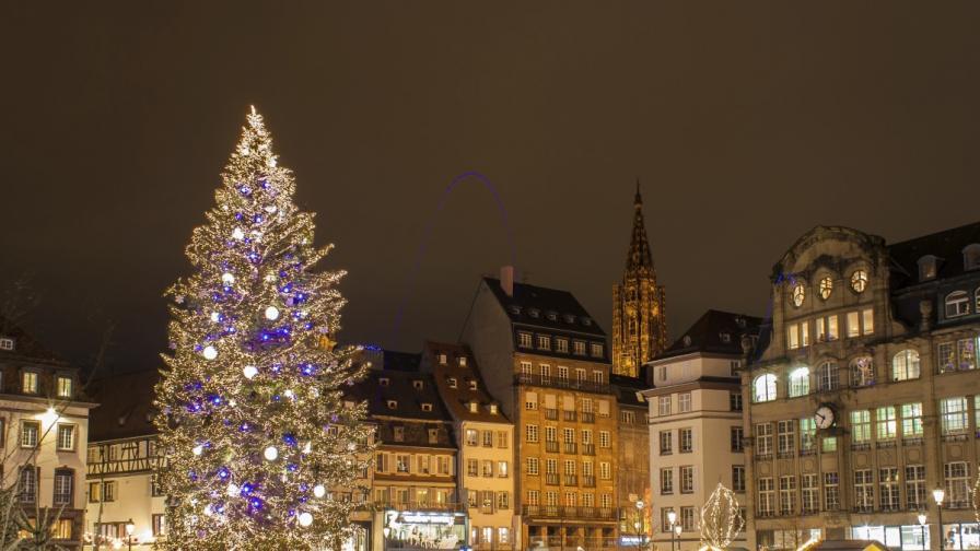Туристически сайт класира най-добрите коледни базари в Европа