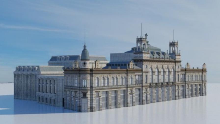 """""""Доходно здание"""" е емблематичната сграда на България за 2014 г."""