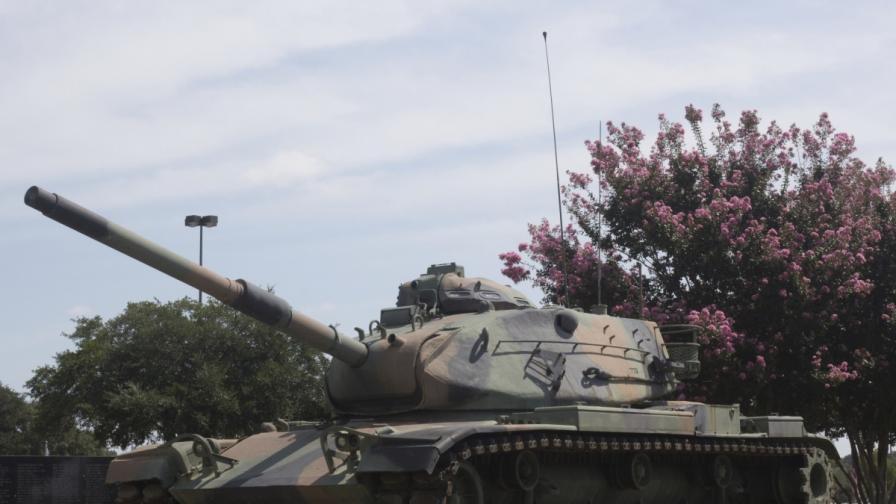 САЩ планират да оставят свои танкове и у нас