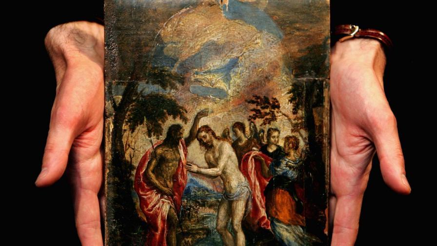 Творби на прочутия Ел Греко ще гостуват в родния Лувър
