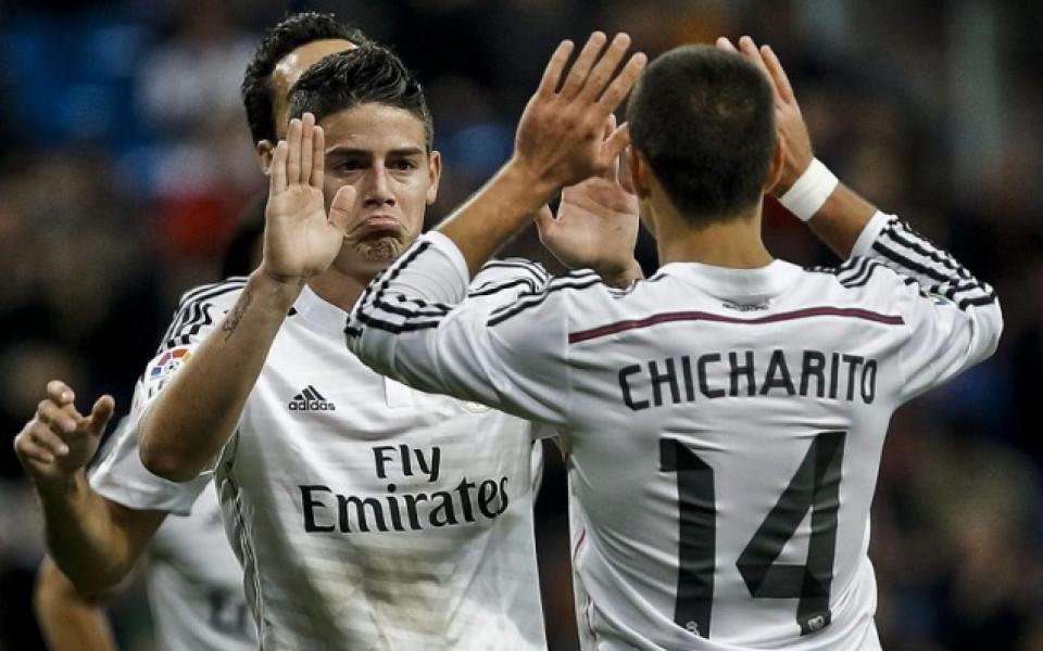 Реал Мадрид на 1/8-финал за Купата на Краля