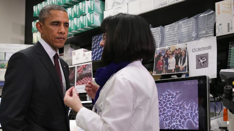 Още един предполагаем случай на ебола в САЩ