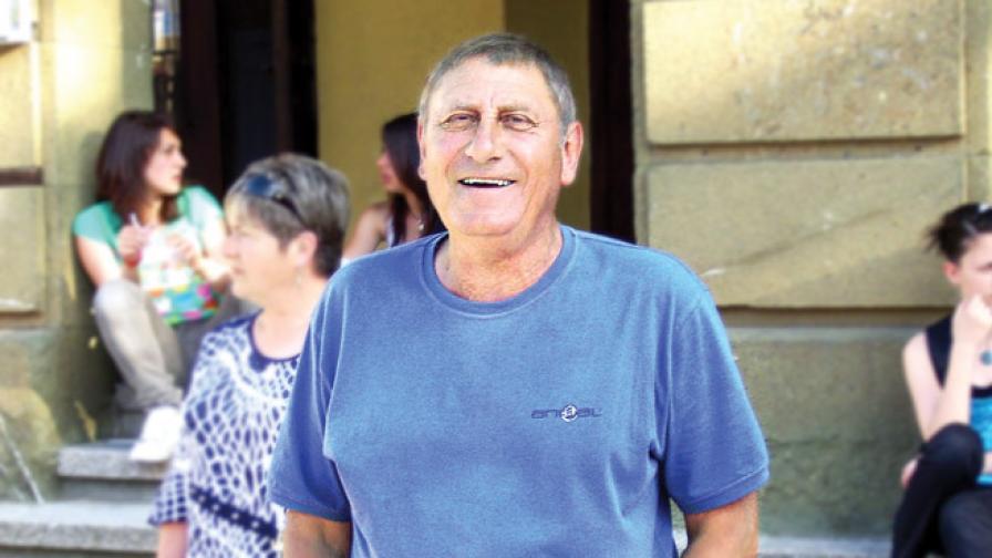 Георги Георгиев, 68 г., Ямбол