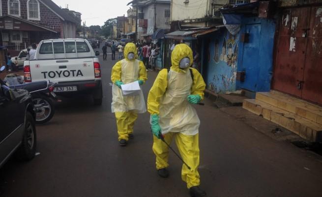 Най-много заразени от ебола – в Сиера Леоне