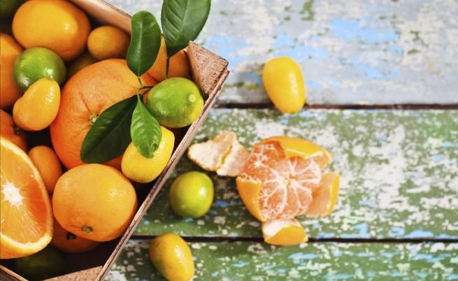 Цитрусовите плодове увеличават риска от рак на кожата