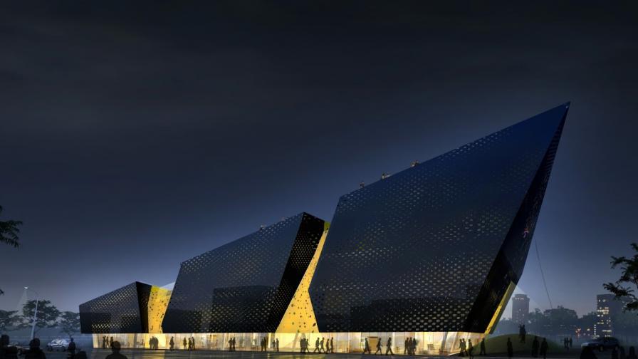"""""""Уолтопия"""" строи най-големия център за катерене у нас"""