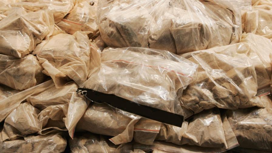 Турската полиция залови над половин тон хероин