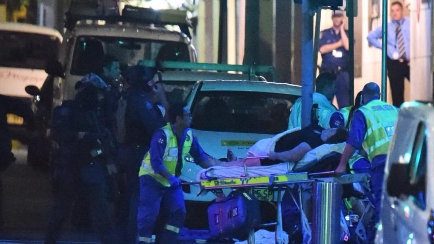 Сидни: Три жертви след заложническата криза