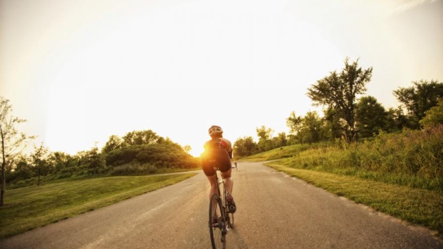 Умен велосипед ще ни пази от опасности на пътя