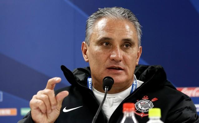 Старши треньорът на националния отбор на Бразилия Тите остана доволен