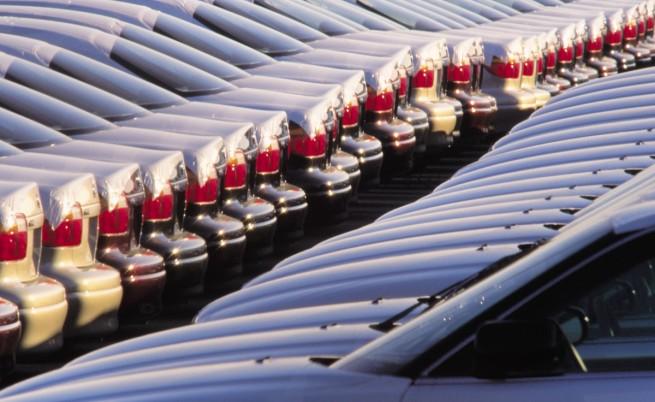 Пазарът на нови коли у нас с ръст от 7%