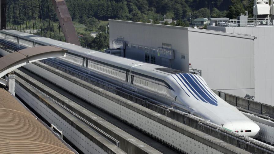 Япония започва да строи влакова линия рекордьор