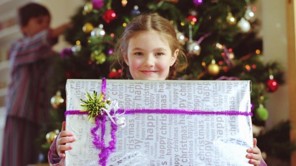 Не прекалявайте с подаръците за децата