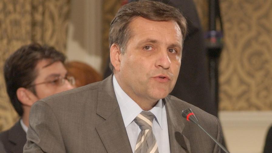 Катастрофата с Борис Трайковски е инцидент