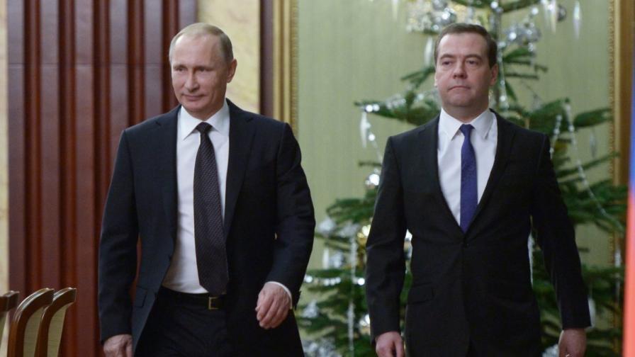 НАТО: Не сме заплаха за Русия